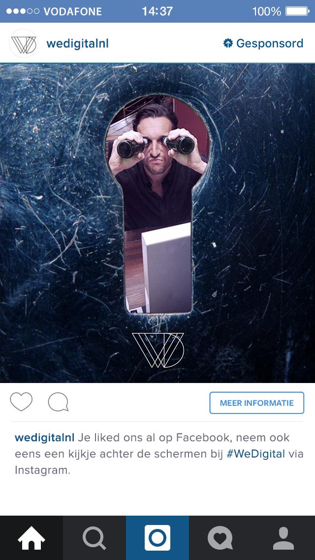 Image ads Instagram