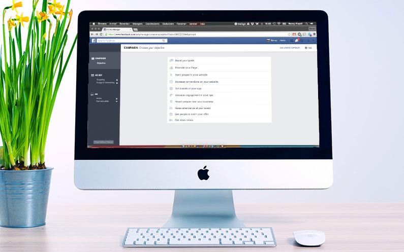 Hoe maak ik een Facebook slideshow video ad?