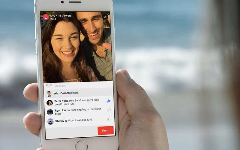 Facebook gaat concurreren met Periscope en Meerkat