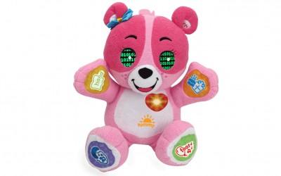 Yara haar teddybeer is gehacked