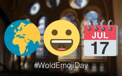 Inhakers op World Emoji Day