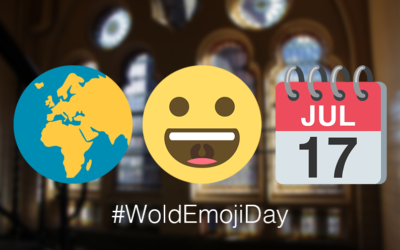 Inhakers op World Emoji Day
