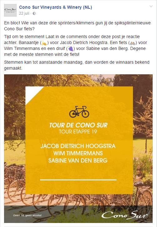 Tour de Cono Sur Etappe 19