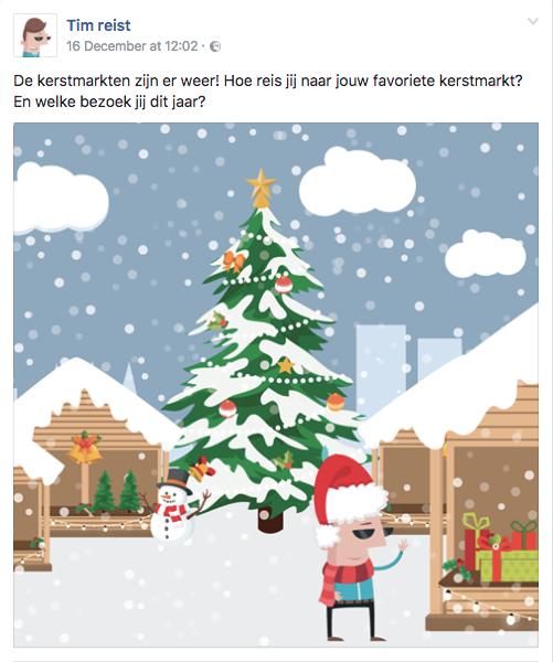 Kerst inhaker Tim Reist