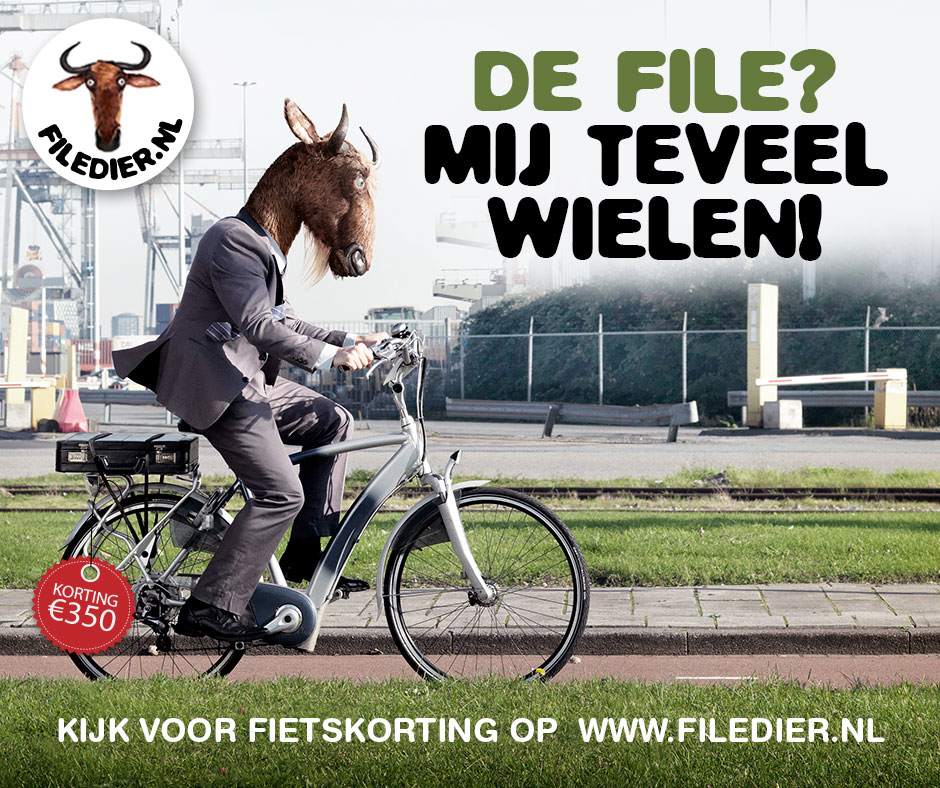 Filedier e-bike regeling fietskorting