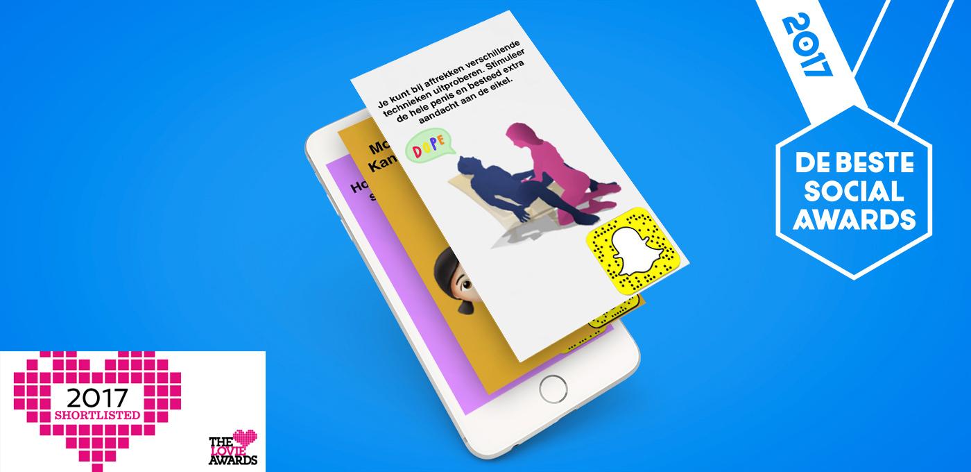Sense.info Snapchat