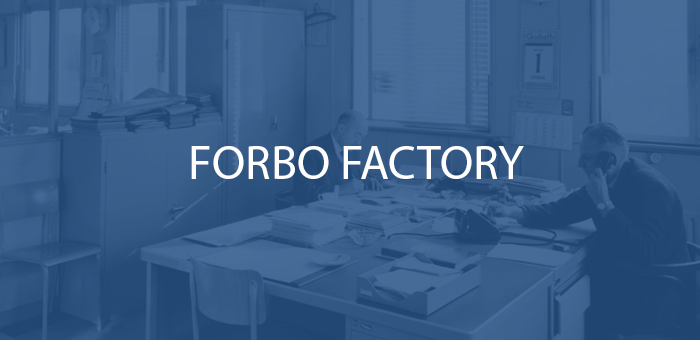 Forbo Flooring Case 'Forbo Factory'