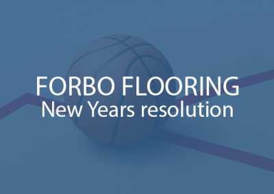 Forbo Flooring – New Years Resolution