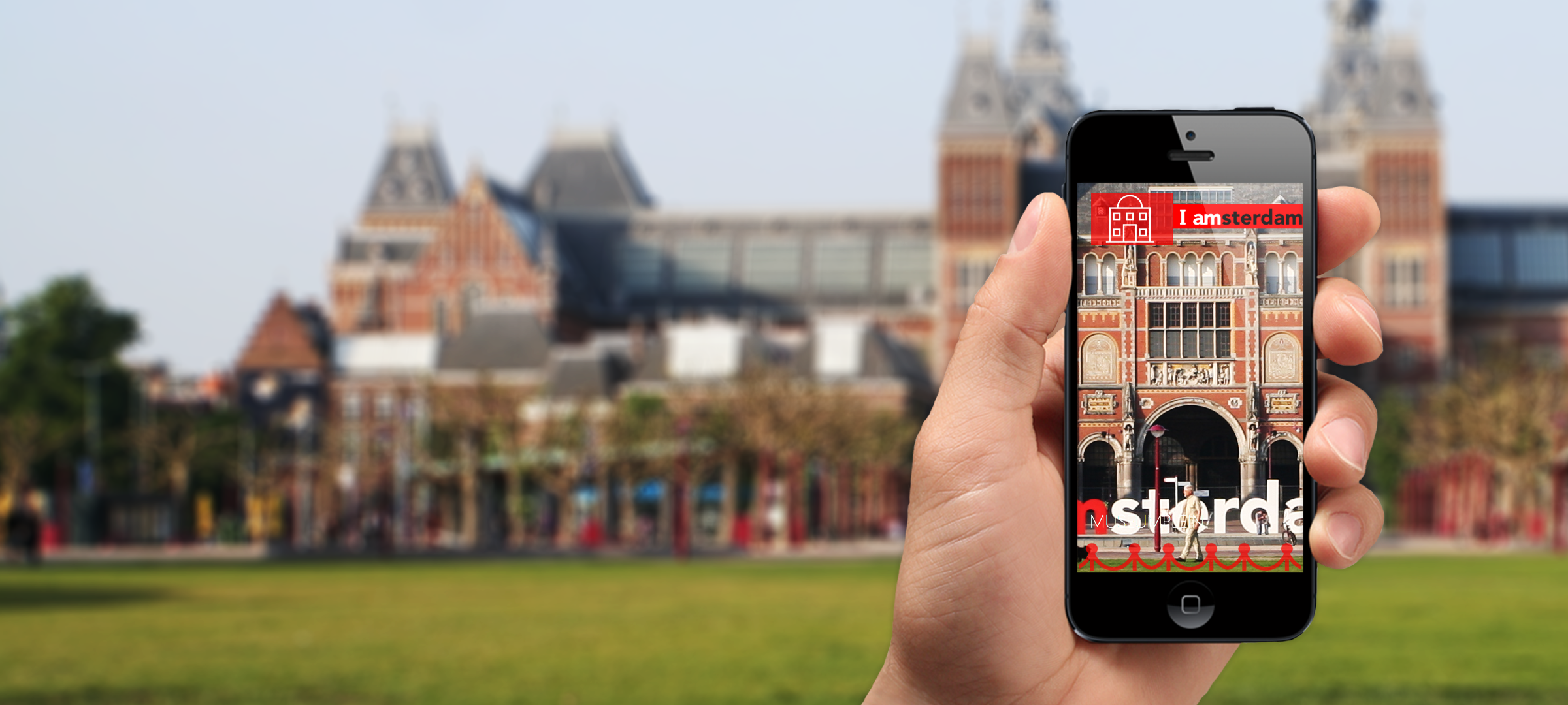 Snapchat Geofilter Museumplein