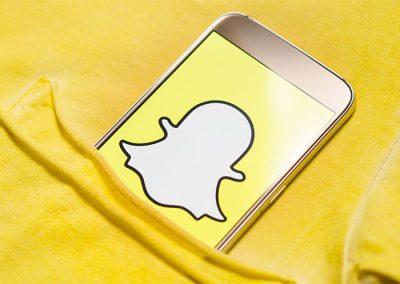 Snapchat case – Sense.info