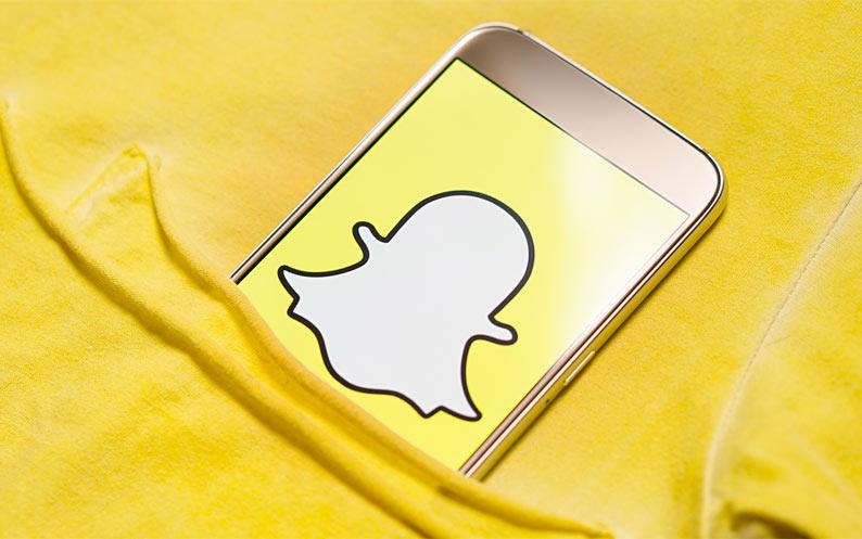 2,1 miljoen dagelijkse gebruikers Snapchat in Nedeland