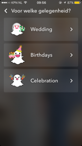 Snapchat geofilter maken stap 5