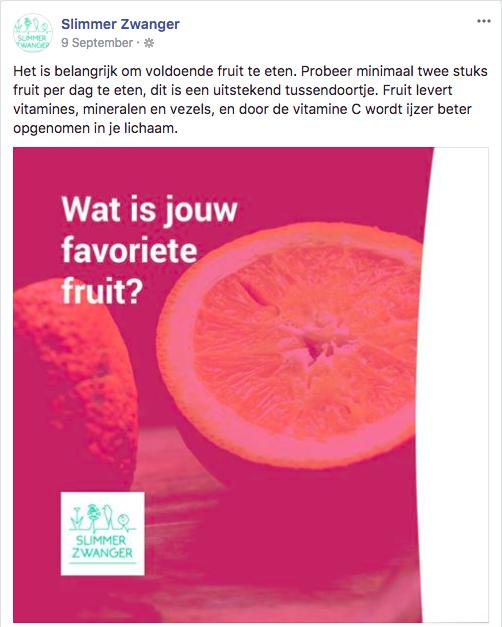 Wat is jouw favoriete fruit?