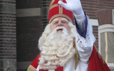 Sinterklaas inhakers