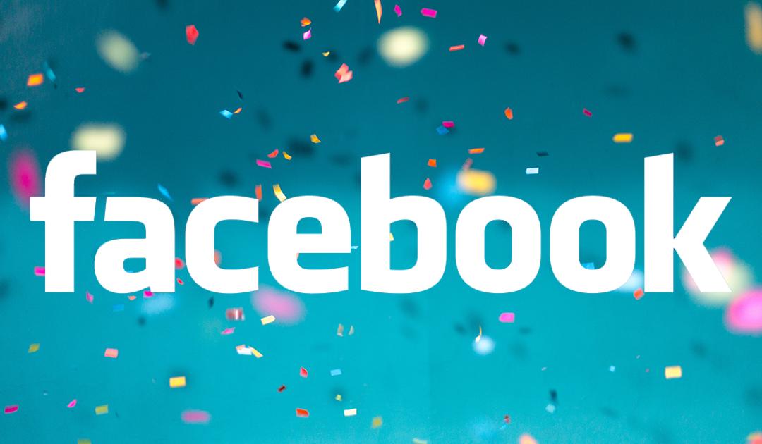 Hoera, 15 jaar Facebook!