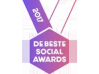 De Beste Social Awards 2017 - Beste pagina