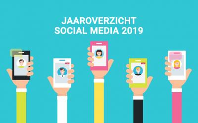 Social Media Jaaroverzicht 2019