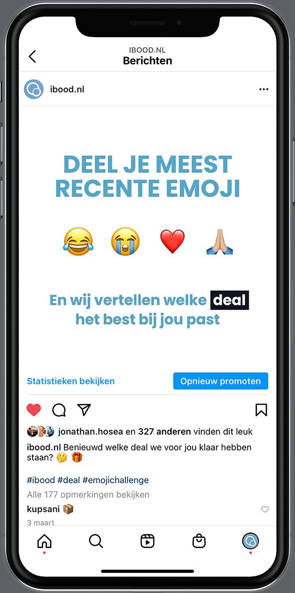 WeDigital_iBOOD_Case_Instagram_Engagement